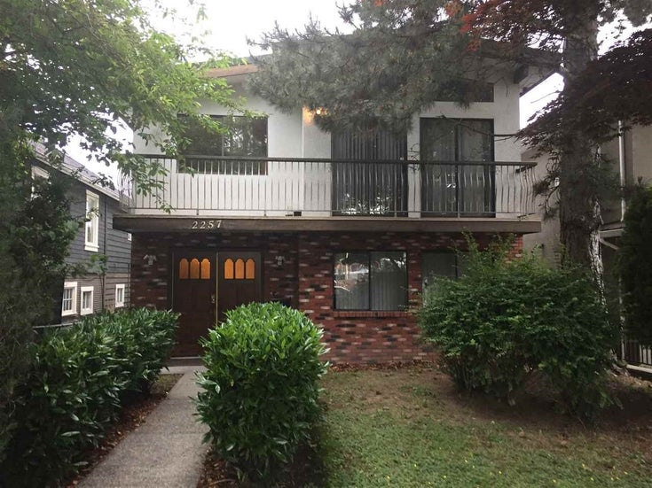 2257 CHARLES STREET - Grandview Woodland House/Single Family for sale, 5 Bedrooms (R2181406)