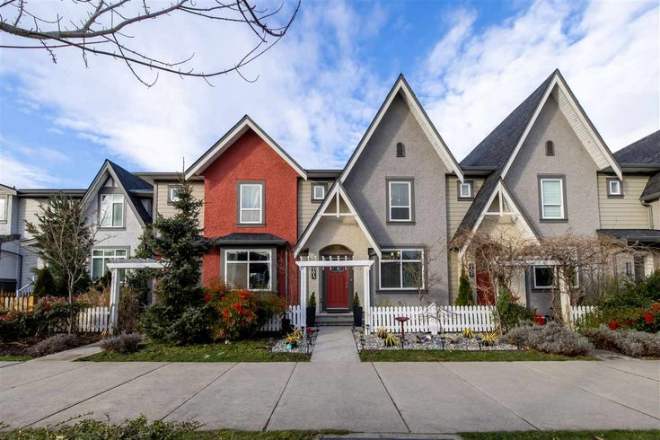 21013 80 AVENUE - Willoughby Heights Row House (Non-Strata) for sale, 4 Bedrooms (R2535850)