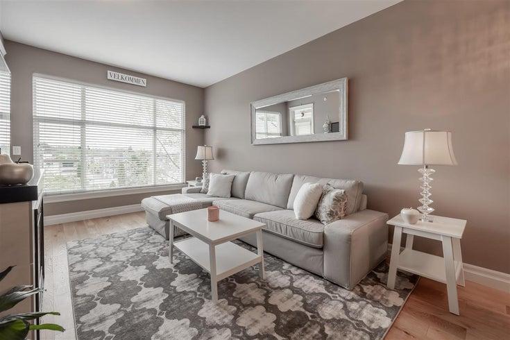 407 2343 ATKINS AVENUE - Central Pt Coquitlam Apartment/Condo for sale, 1 Bedroom (R2571737)