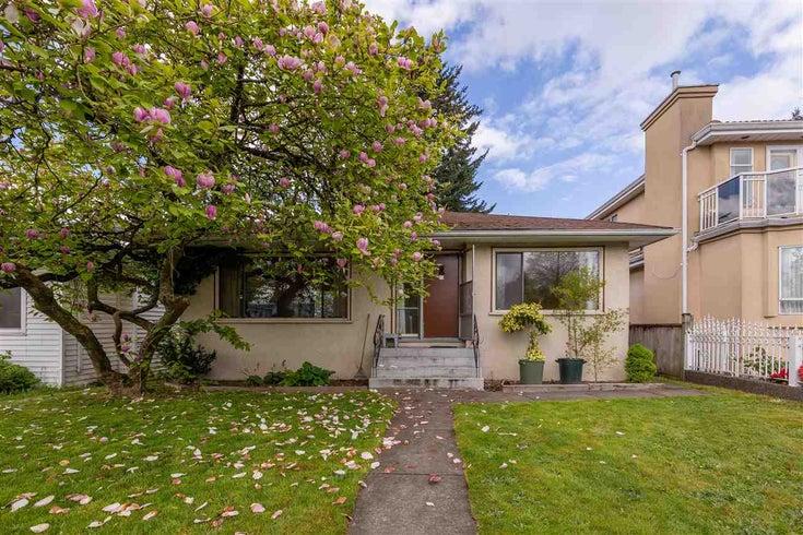 5835 CLARENDON STREET - Killarney VE House/Single Family for sale, 4 Bedrooms (R2571785)