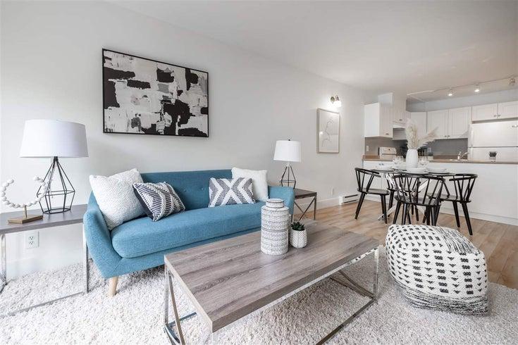 405 663 GORE AVENUE AVENUE - Strathcona Apartment/Condo for sale, 1 Bedroom (R2583875)