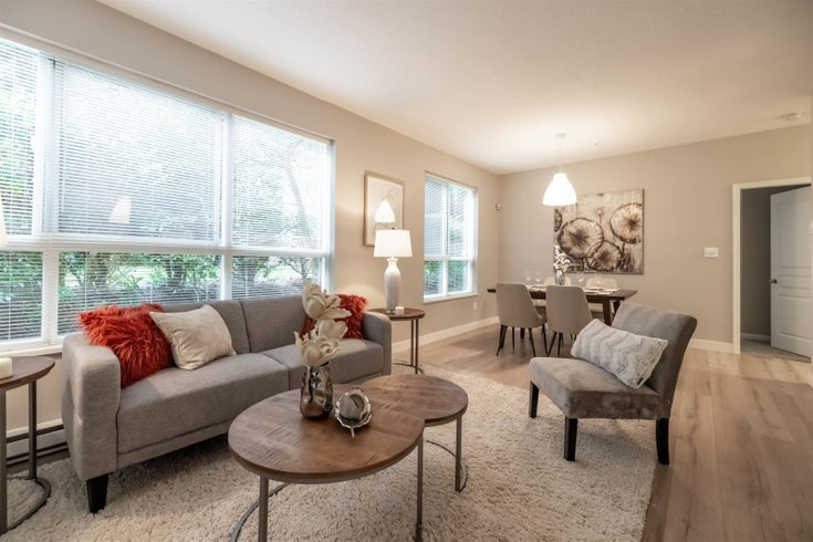 105 8139 121A STREET - Queen Mary Park Surrey Apartment/Condo for sale, 2 Bedrooms (R2623168)