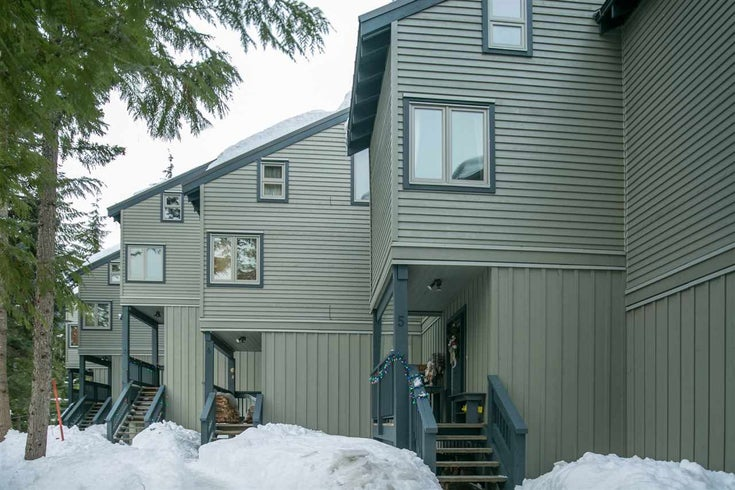 5 2200 EVA LAKE ROAD - Nordic Townhouse for sale, 4 Bedrooms (R2338204)