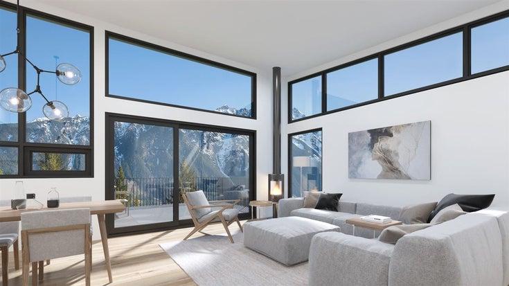 18 4000 SUNSTONE WAY - Pemberton 1/2 Duplex for sale, 3 Bedrooms (R2581041)