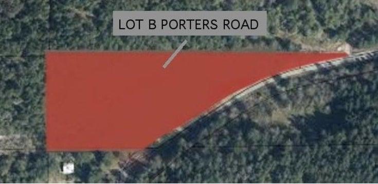 LOT B PORTERS ROAD AVENUE - Pender Harbour Egmont for sale(R2518344)