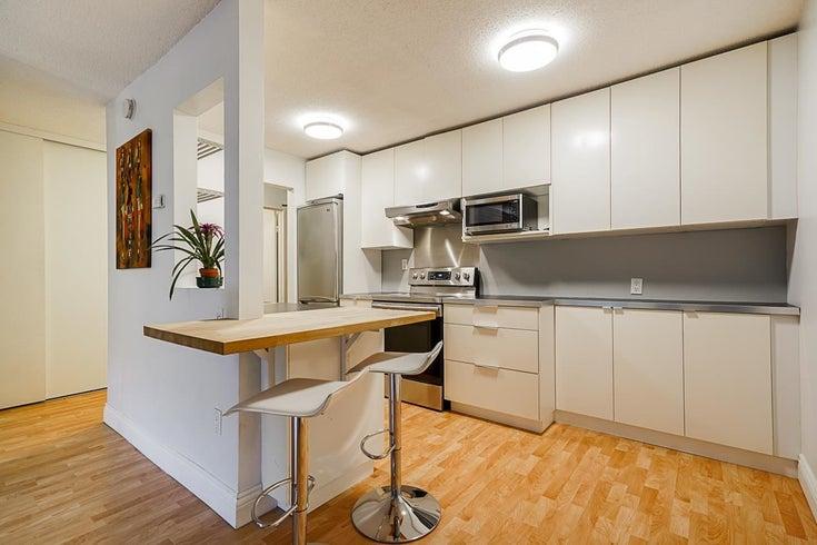 114 2255 W 5TH AVENUE - Kitsilano Apartment/Condo for sale, 1 Bedroom (R2586825)