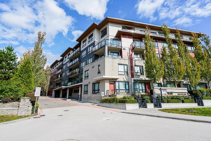 408 13925 FRASER HIGHWAY - Whalley Apartment/Condo for sale, 1 Bedroom (R2624795)