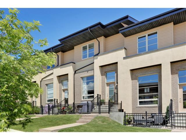 20 ASPEN HILLS GR SW - Aspen Woods Row/Townhouse for sale, 2 Bedrooms (C4018321)