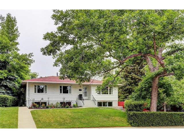 4 WILLOW CR SW - Spruce Cliff Detached for sale, 4 Bedrooms (C4018323)