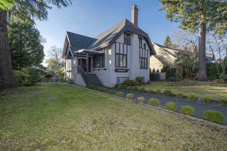 6483 Wiltshire Street - South Granville House/Single Family for sale, 7 Bedrooms (R2417208)