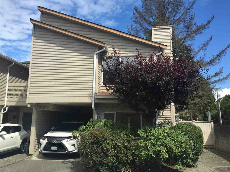 14 8691 Cook Road - Brighouse Townhouse for sale, 3 Bedrooms (R2093744)