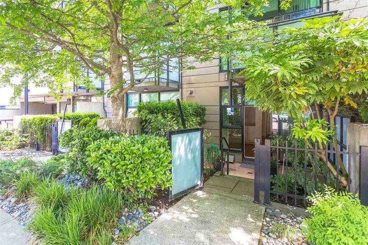 102 8988 Hudson Street - Marpole Apartment/Condo for sale, 1 Bedroom (R2184157)