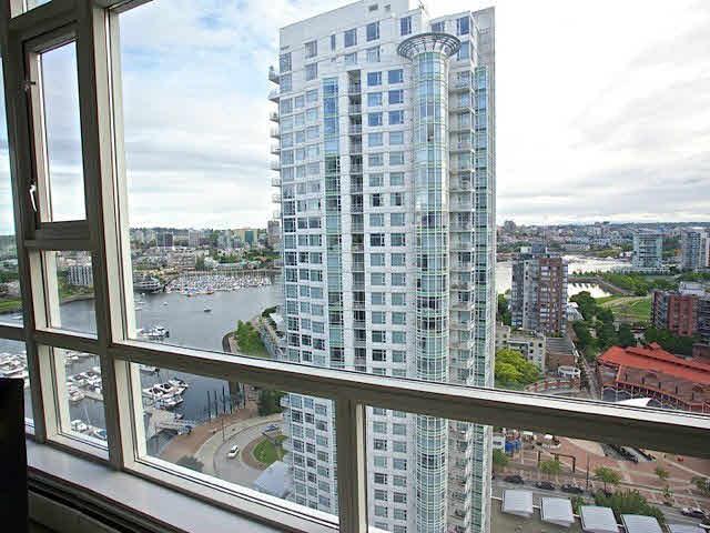 2707 198 Aquarius Mews - Yaletown Apartment/Condo for sale, 2 Bedrooms (V1010449)