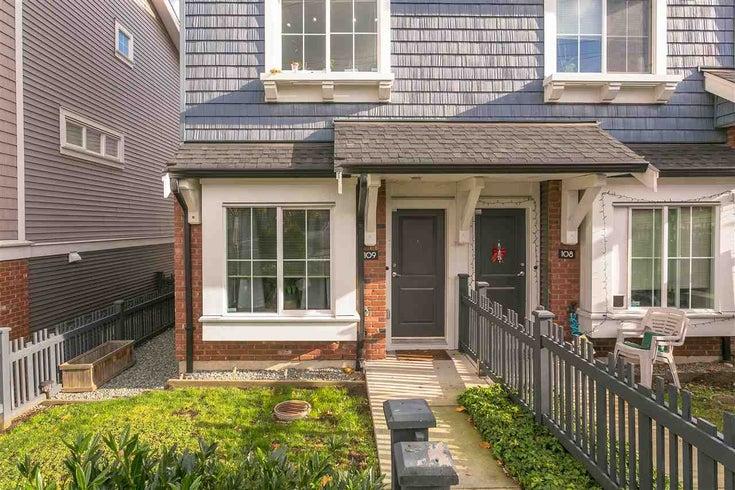 109 14833 61 Avenue - Sullivan Station Townhouse for sale, 2 Bedrooms (R2224306)