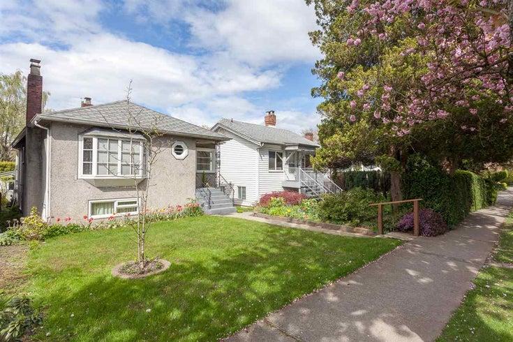 2959 W 16th Avenue - Kitsilano House/Single Family for sale, 4 Bedrooms (R2162499)