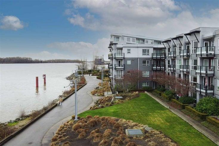 401 14100 Riverport Way - East Richmond Apartment/Condo for sale, 1 Bedroom (R2519103)
