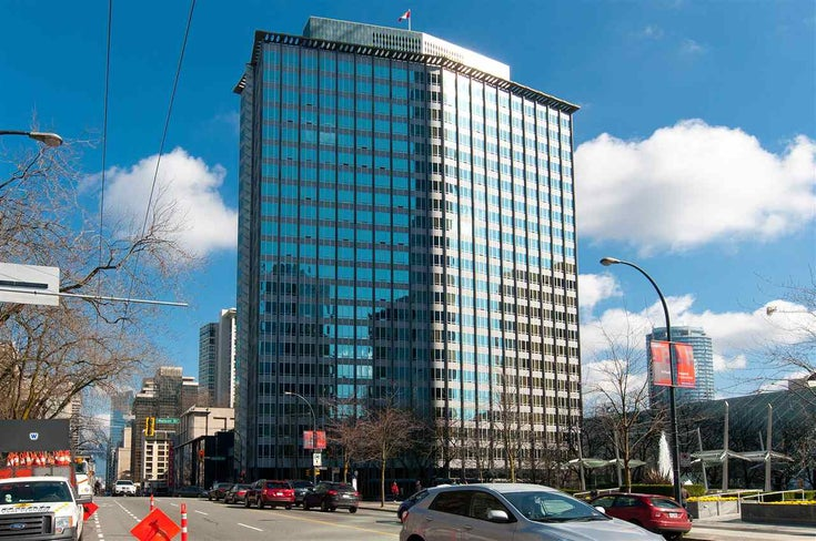 810 989 Nelson Street - Downtown VW Apartment/Condo for sale, 1 Bedroom (R2409945)