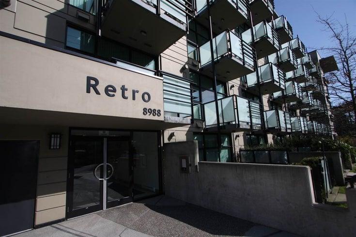 425 8988 Hudson Street - Marpole Apartment/Condo for sale, 1 Bedroom (R2233711)