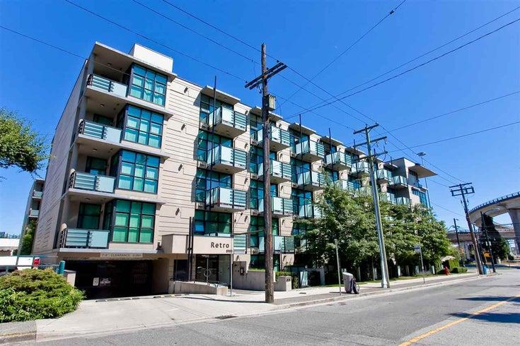 321 8988 Hudson Street - Marpole Apartment/Condo for sale, 1 Bedroom (R2202559)
