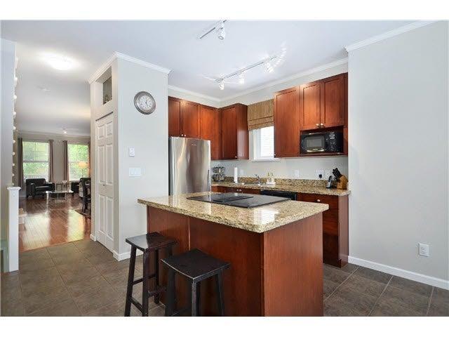 12 3712 Pender Street - Willingdon Heights Townhouse for sale, 3 Bedrooms (V1009629)