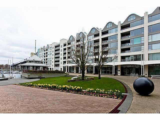 505 1008 Beach Avenue - Yaletown Apartment/Condo for sale, 1 Bedroom (V986079)