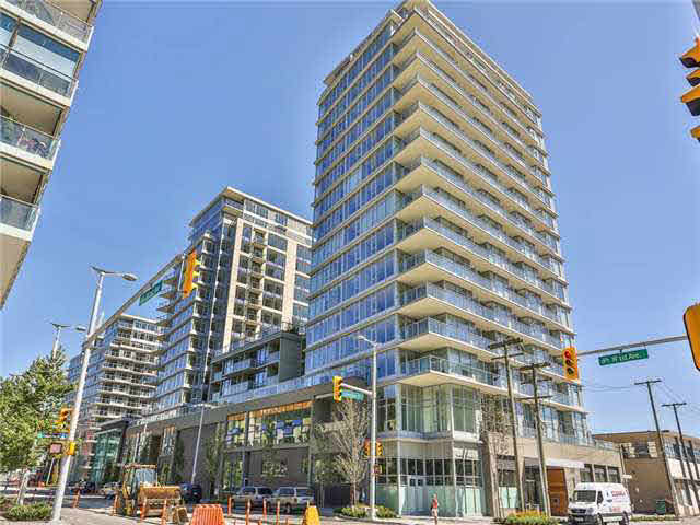 710 168 W 1st Avenue - False Creek Apartment/Condo for sale, 1 Bedroom (V1022160)