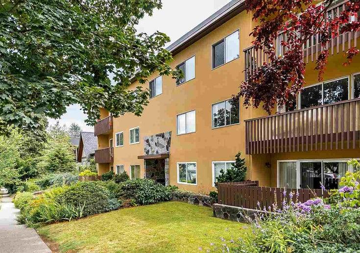 104 3784 W 16th Avenue - Dunbar Apartment/Condo for sale, 2 Bedrooms (R2389240)