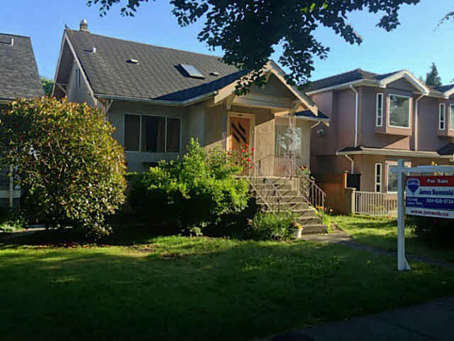 2336 Charles Street - Grandview Woodland House/Single Family for sale, 5 Bedrooms (V1011947)