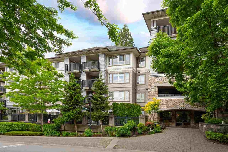 207 2959 Silver Springs Boulevard - Westwood Plateau Apartment/Condo for sale, 1 Bedroom (R2459001)