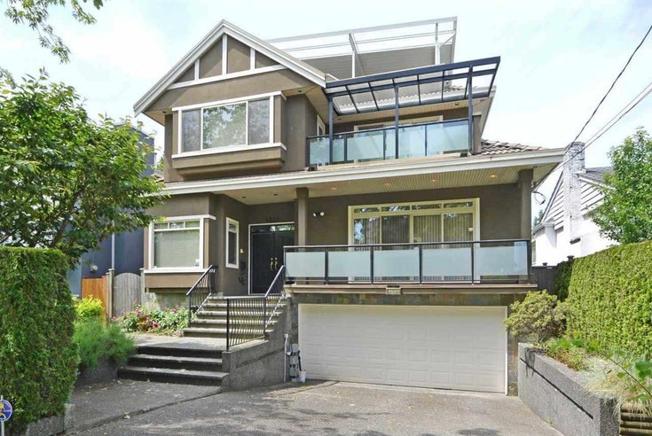 4889 TRAFALGAR STREET - MacKenzie Heights House/Single Family for sale, 6 Bedrooms (R2468304)