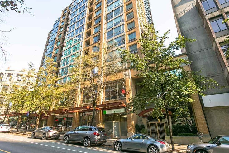 706 822 HOMER STREET - Downtown VW Apartment/Condo for sale, 2 Bedrooms (R2528061)