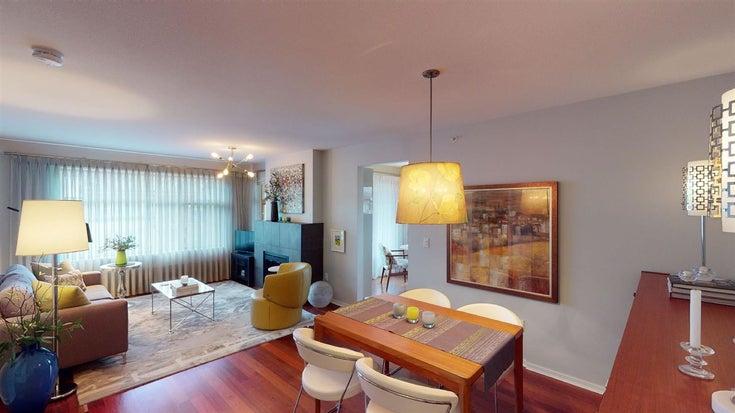 414 500 KLAHANIE DRIVE - Port Moody Centre Apartment/Condo for sale, 2 Bedrooms (R2531714)