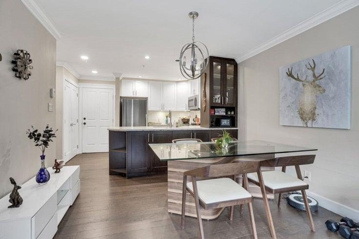 110 1869 SPYGLASS PLACE - False Creek Apartment/Condo for sale, 1 Bedroom (R2533973)