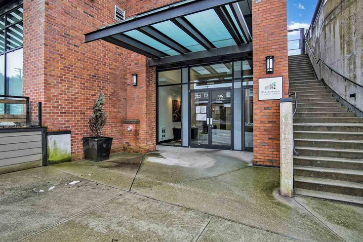 321 95 MOODY STREET - Port Moody Centre Townhouse for sale, 2 Bedrooms (R2539730)