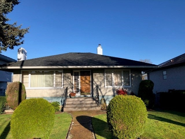 2481 E 22ND AVENUE - Renfrew Heights House/Single Family for sale, 3 Bedrooms (R2543982)