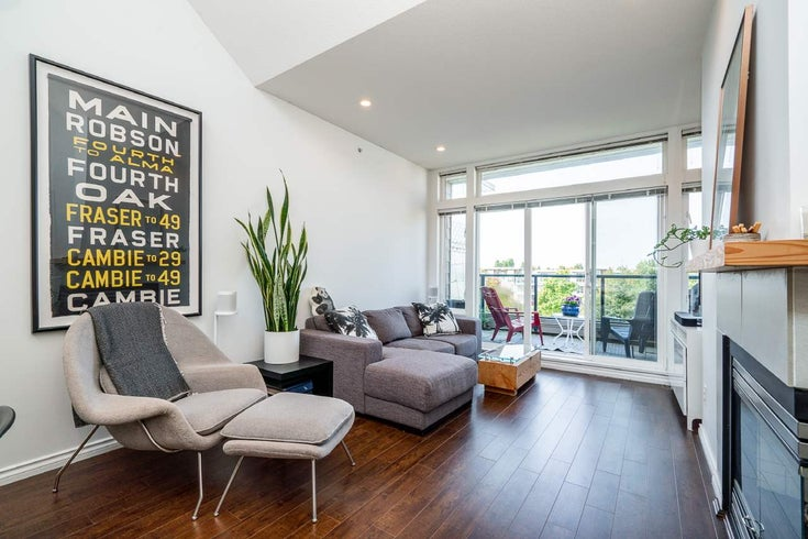 421 5800 ANDREWS ROAD - Steveston South Apartment/Condo for sale, 2 Bedrooms (R2555066)