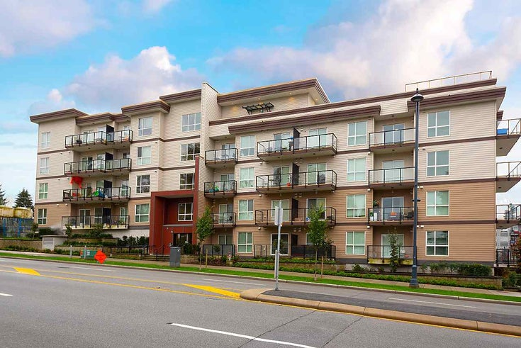 402 13768 108 AVENUE - Whalley Apartment/Condo for sale, 1 Bedroom (R2560442)