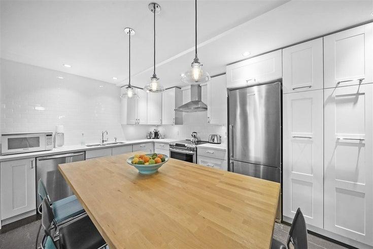 218 2416 W 3RD AVENUE - Kitsilano Apartment/Condo for sale, 2 Bedrooms (R2560875)