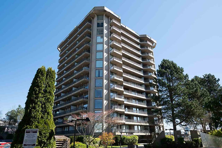 608 3760 ALBERT STREET - Vancouver Heights Apartment/Condo for sale, 2 Bedrooms (R2568543)