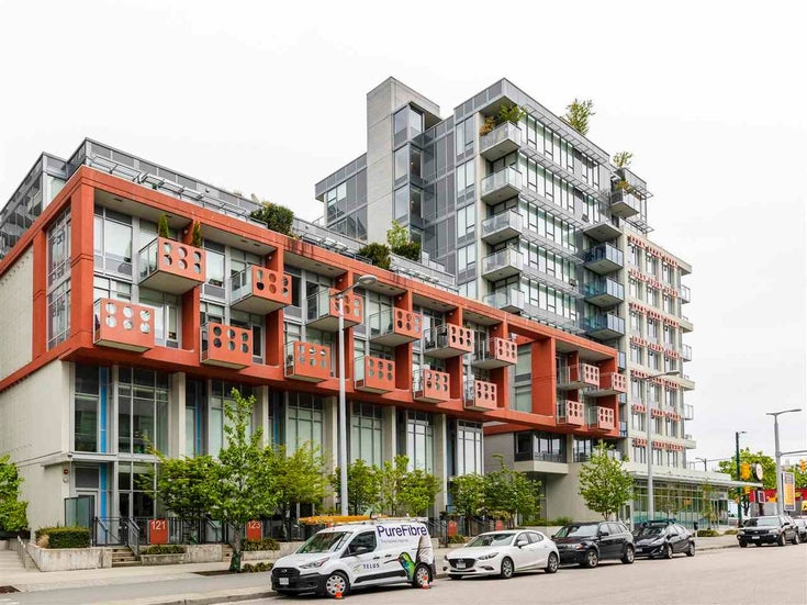 803 161 E 1ST AVENUE - Mount Pleasant VE Apartment/Condo for sale, 1 Bedroom (R2575779)