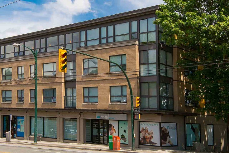 408 997 W 22ND AVENUE - Cambie Apartment/Condo for sale(R2585378)