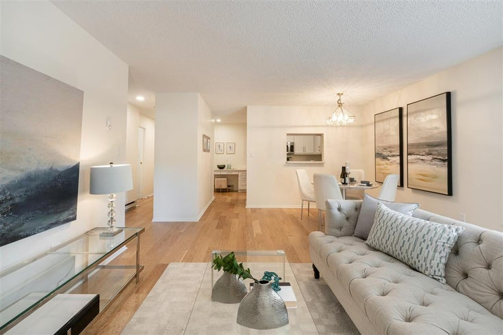 105 1845 W 7TH AVENUE - Kitsilano Apartment/Condo for sale, 1 Bedroom (R2591030)