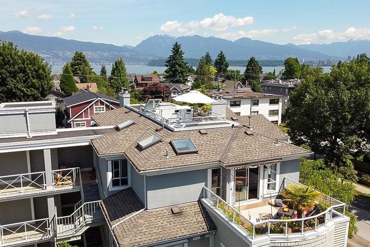 PH3 3220 W 4TH AVENUE - Kitsilano Apartment/Condo for sale, 2 Bedrooms (R2595586)