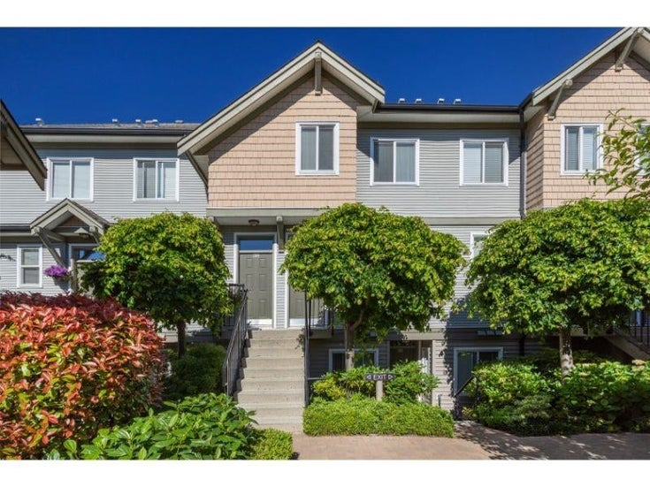 208 4238 ALBERT STREET - Vancouver Heights Townhouse for sale, 2 Bedrooms (R2597528)