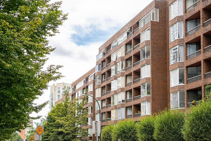 721 1333 HORNBY STREET - Downtown VW Apartment/Condo for sale, 1 Bedroom (R2610056)