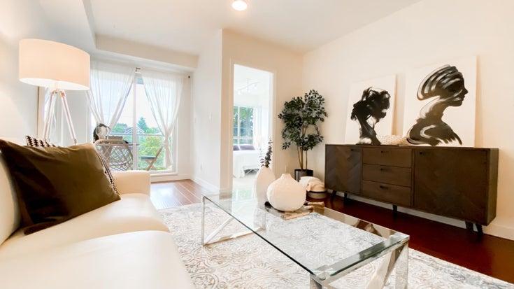 206 702 E KING EDWARD AVENUE - Fraser VE Apartment/Condo for sale, 2 Bedrooms (R2610589)