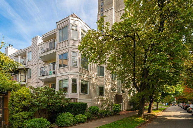304 1147 NELSON STREET - West End VW Apartment/Condo for sale, 2 Bedrooms (R2621381)