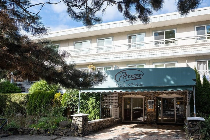 208 711 E 6TH AVENUE - Mount Pleasant VE Apartment/Condo for sale(R2622645)