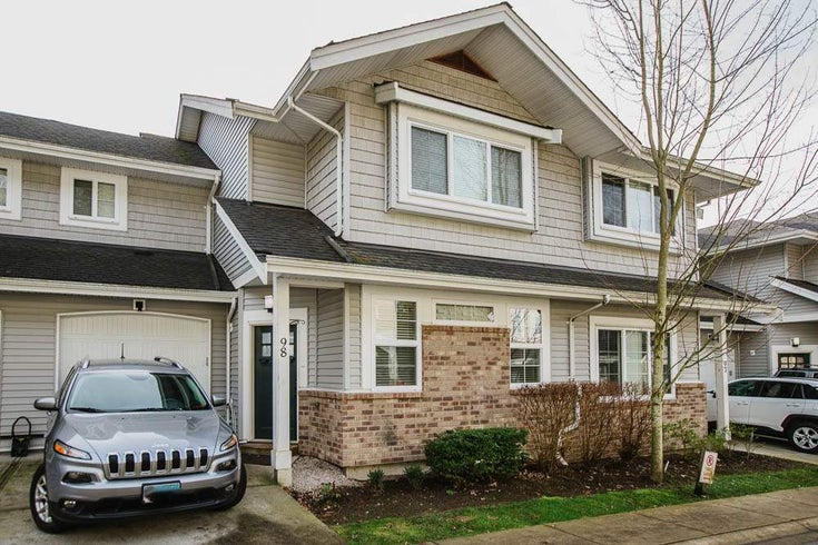 98 12161 237 STREET - East Central Townhouse for sale, 3 Bedrooms (R2531058)