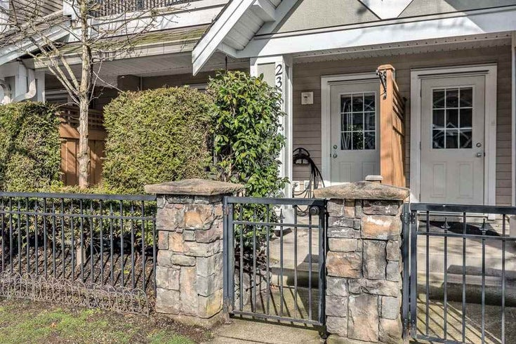 23 19141 124 AVENUE - Mid Meadows Townhouse for sale, 3 Bedrooms (R2548296)